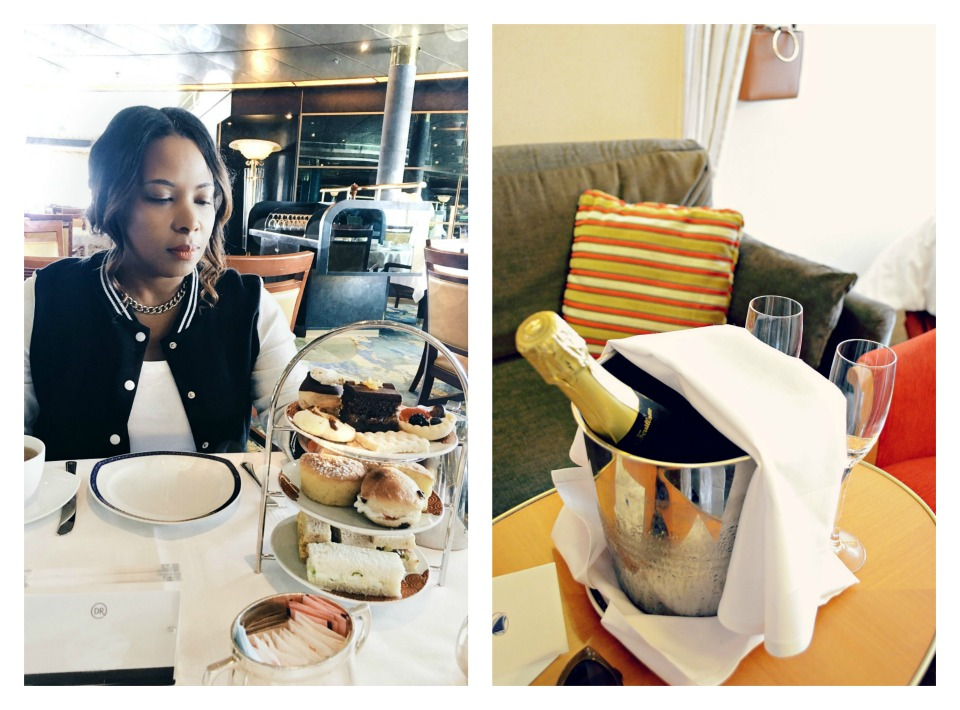 Alaska Cruise_with_Holland America Line_ms_Amsterdam_Afternoon Tea