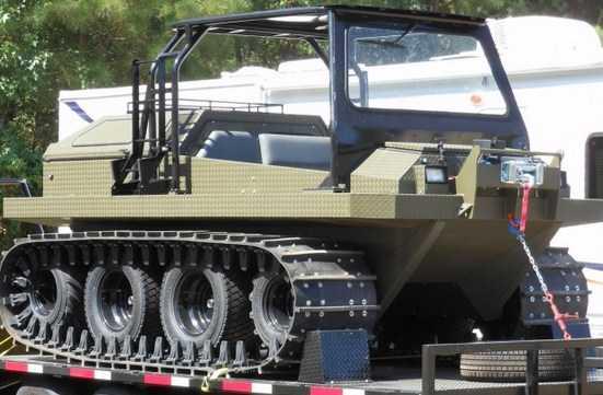 Perusahaan Militer AS Masuk Dalam Daftar Hitam, Karena Gagal Menyerahkan 10 Kendaraan Amfibi Kecil