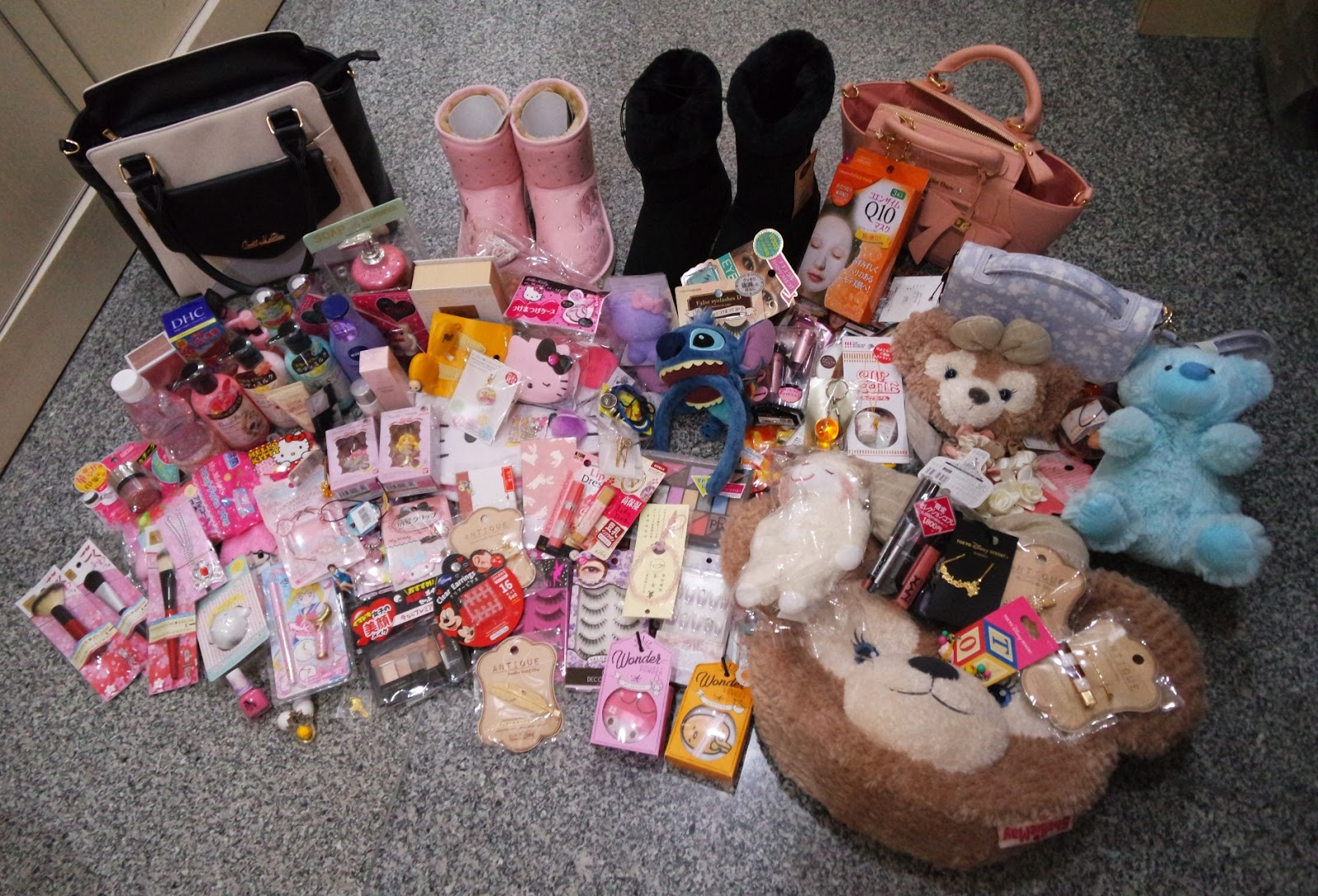 Japan Trip Haul - Pink and Undecided 3cf99e7b27f9b
