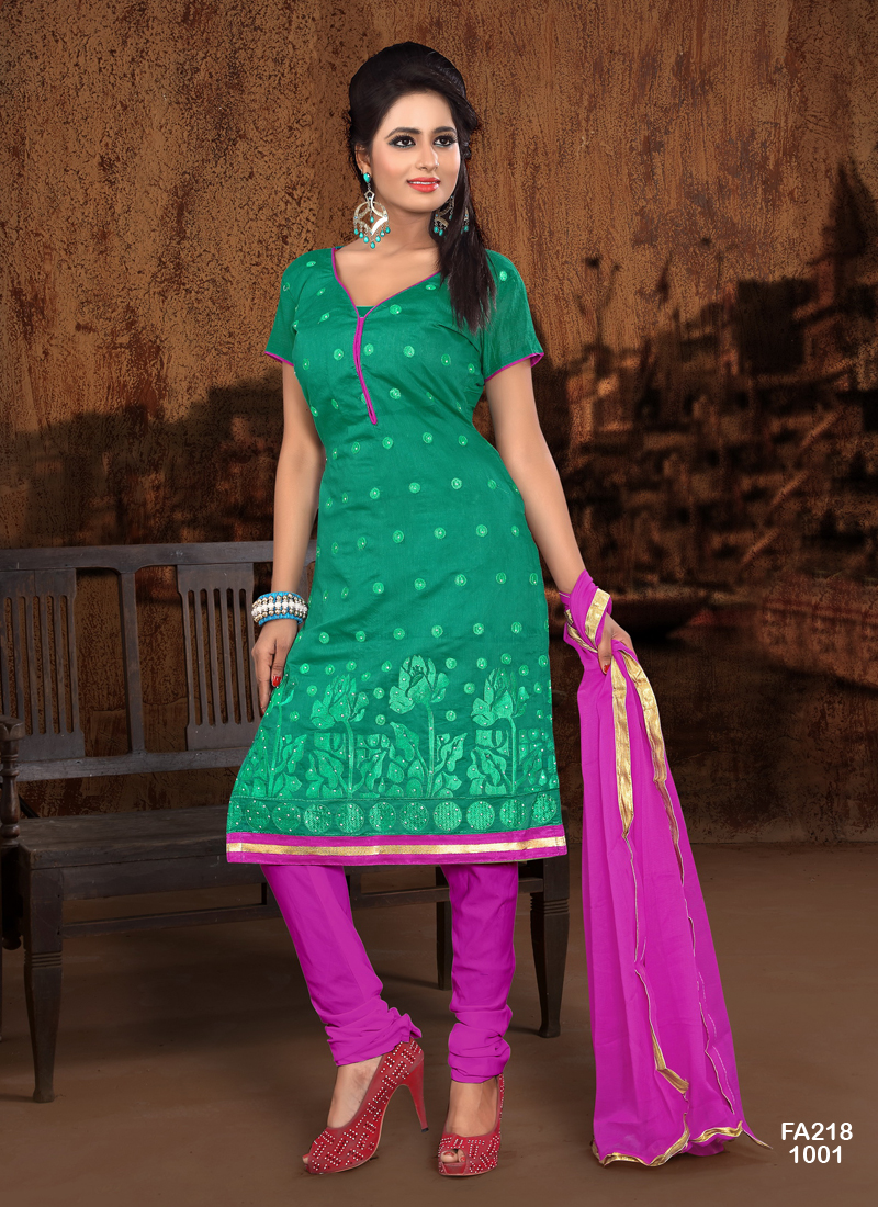 Pretty Lady 6 – Attractive Salwar Suit Dress Material In Low Rate