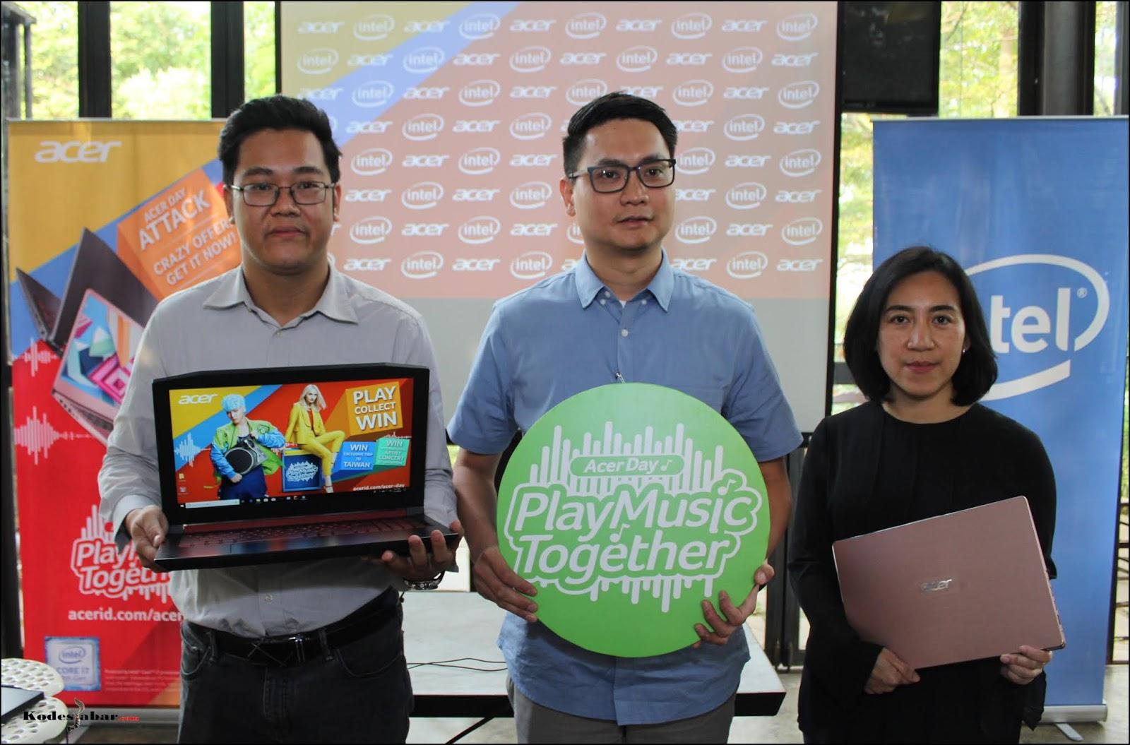 Acer Day 2018 di Bandung