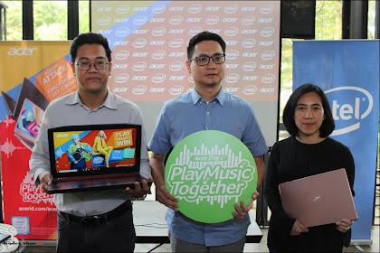 Swift 3 Acer Day Edition, Notebook Zaman Now Harga 6 jutaan