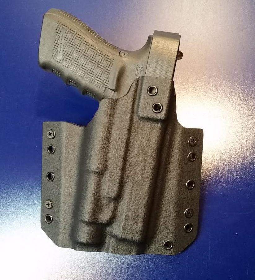 Statureman Custom Holsters: Thumb Break