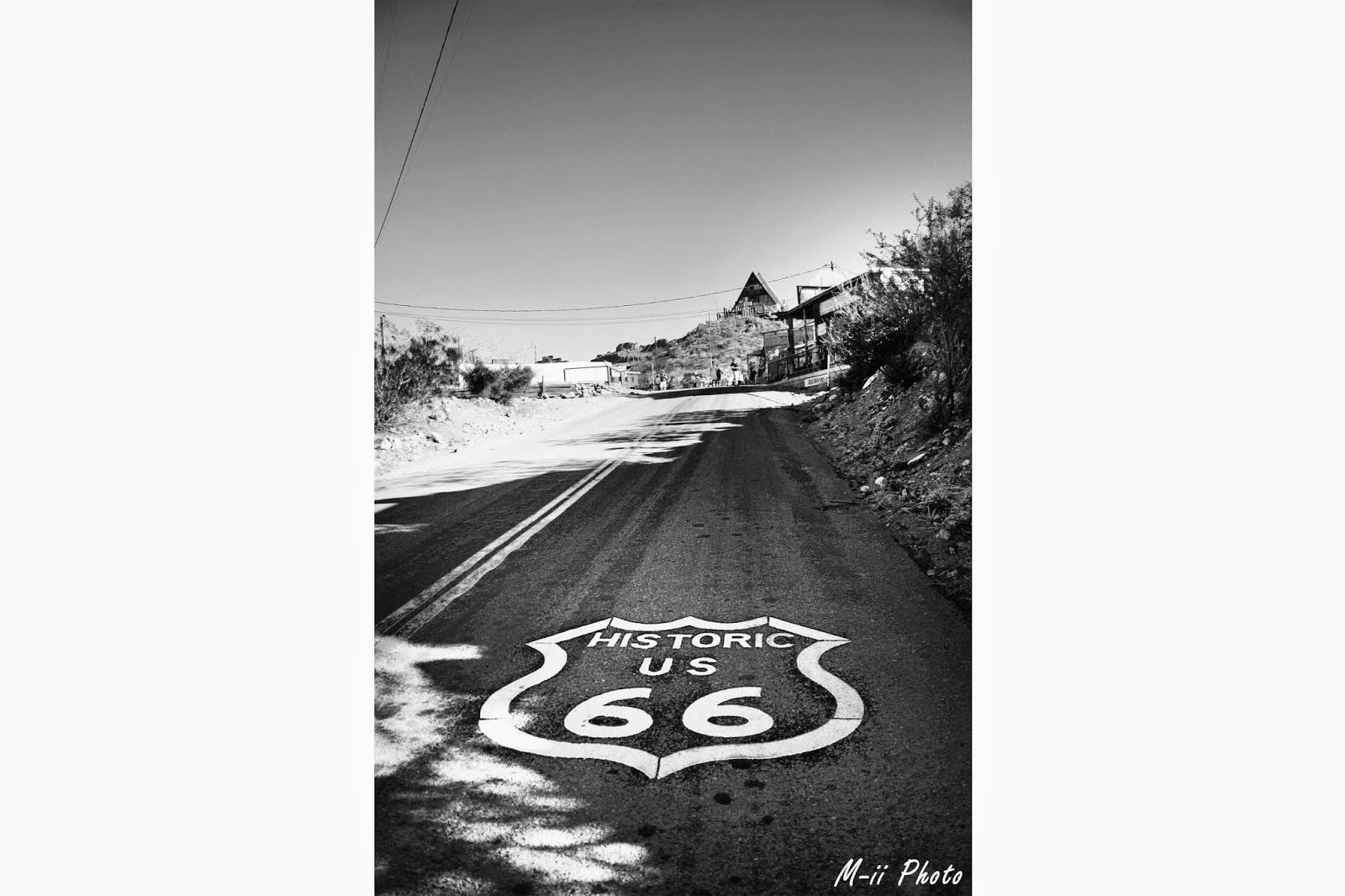 M-ii Photo : Route 66 Oatman