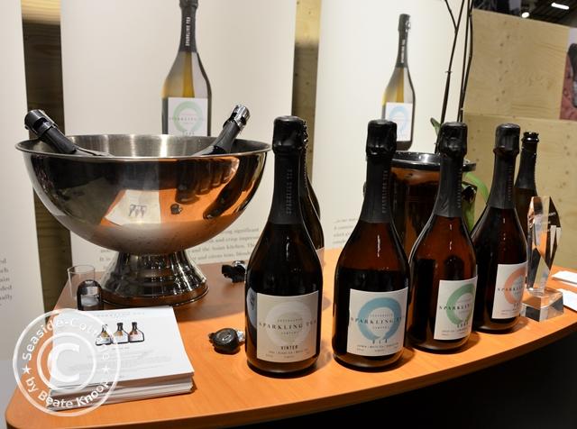 Sparkling Tea Design Award Winner Formland Interior- & Designmesse