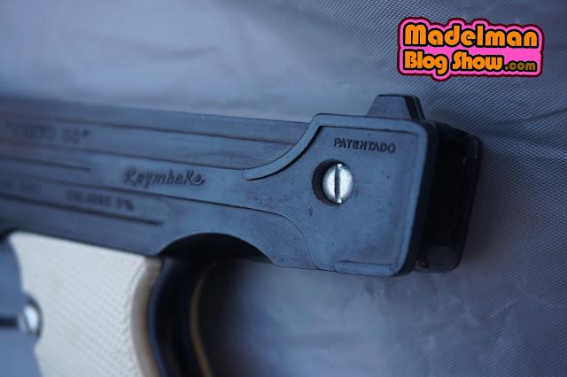 """Pistola de Juguete """"Chito 88""""  AUTOMATIC 300 de Ruymhere 12"""