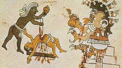 Kepercayaan Suku Aztek - berbagaireviews.com