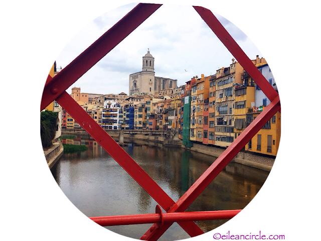 Girona, turisme, Onyar