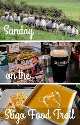 Sunday on the Sligo Food Trail with Wild Wet Adventures and Cawley's Hotel