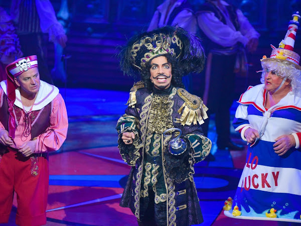 Peter Pan (Pantomime), Grand Opera House, Belfast | Review