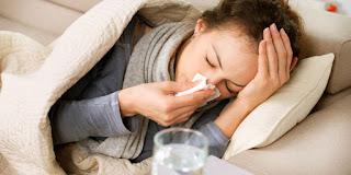 cara mengatasi flu menahun