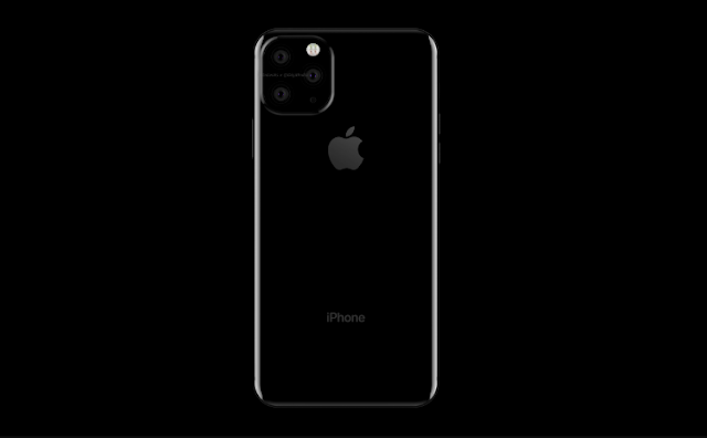 backview of iphone 11, leaked iphone 11 images