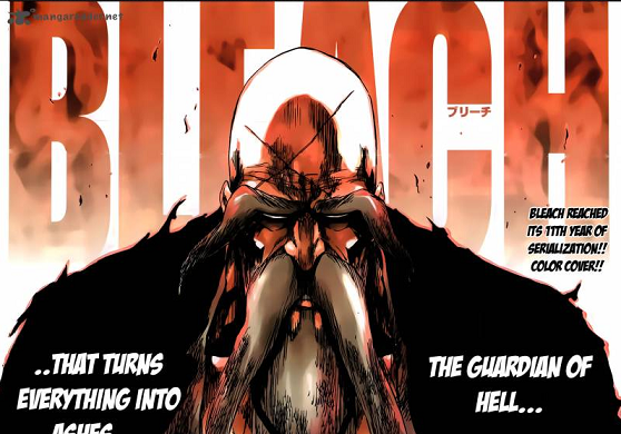Naruto And Bleach Yamamoto Genryuusai Bankai Revealed In