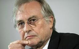 Dawkins thinking deeply