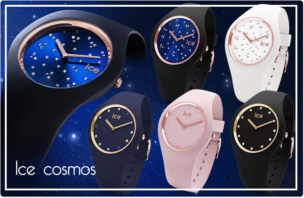 montre Ice watch cosmos