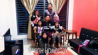 Warih-Homestay-En-Iwan-Sekeluarga