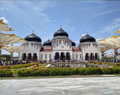 Masjid Raya Banda Aceh icon Aceh