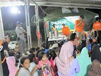 Bantu Trauma Pengungsi Pasca Tsunami, Baznas Luncurkan Kafe Hangat