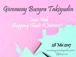 giveaway, Featured, shoppingcredit, blogger, voucher,