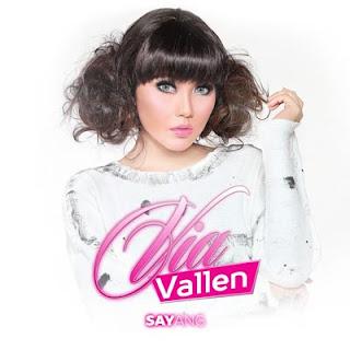 Lirik Lagu Sayang - Via Vallen
