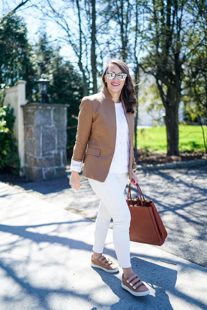 Krista Robertson, Covering the Bases, Travel Blog, NYC Blog, Preppy Blog, Style, Women's Fashion Blog, Fashion, Fashion Blog, Spring Style, Spring Fashion, J.Crew, Fashion Staples, Classic Style, Outfit of the Day