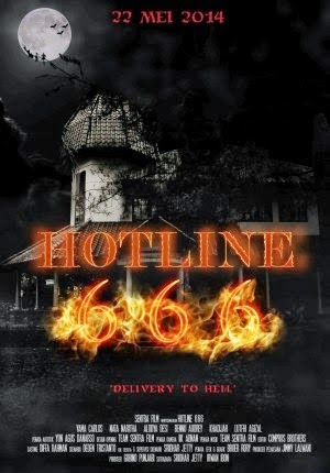 Film Horor Indonesi Hotline 666 Delivery to Hell