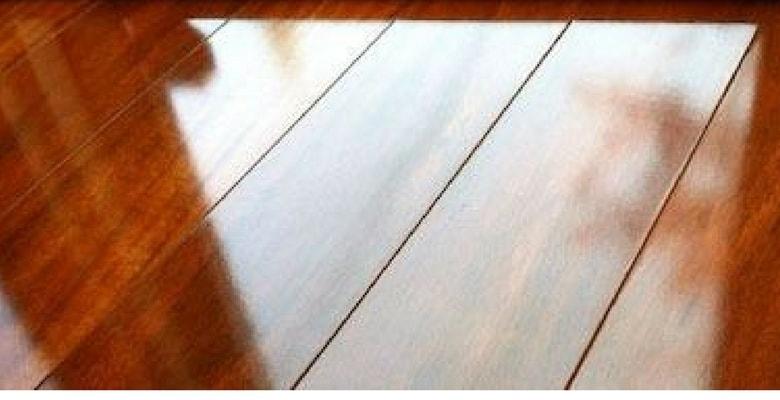 como limpar sinteco e piso laminado