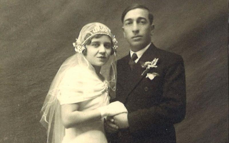 Αναμνήσεις γάμου... στο Μουσείο Μετάξης Σουφλίου