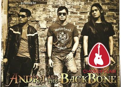 Lirik dan chord Musnah - Andra & The Backbone