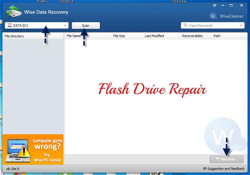 <span><b class=sec>USB</b> <b class=sec>Flash Drive</b> <b class=sec>Recovery</b>: <b class=sec>Recover</b> <b class=sec>Data</b> from Flash Drive, Pen…</span>