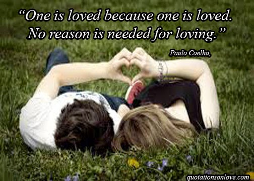 One is Love