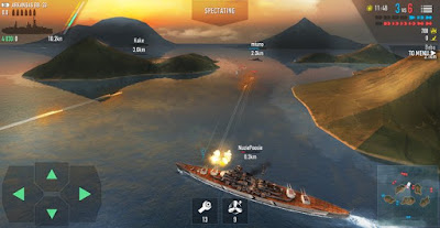 World of Warships Blitz Apk v0.5.71 Free Android