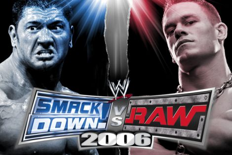 Download WWE SmackDown vs Raw 2006 Game For PC