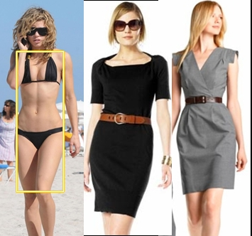 Get Fit Lose Weight Woman Body Shapes A person with this body shape has difficulty some women will not fit into any of these categories but the basic principles still apply. get fit lose weight blogger