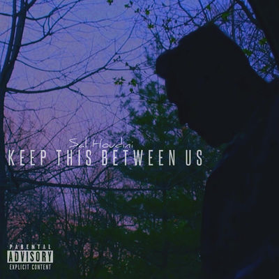 Sal Houdini - Keep This Between Us - Album Download, Itunes Cover, Official Cover, Album CD Cover