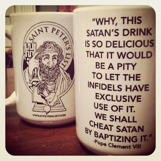 kava šetoniškas gėrimas...?