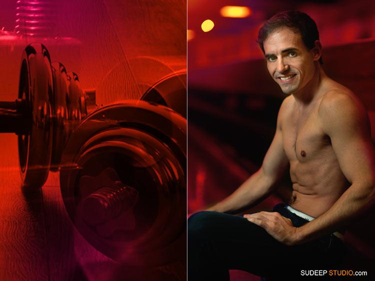 Male Fitness Model Portfolio Photography - SudeepStudio.com Ann Arbor Professional Portrait Photographer