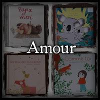 Nos belles histoires sur l'amour (sélection de livres pour enfant)