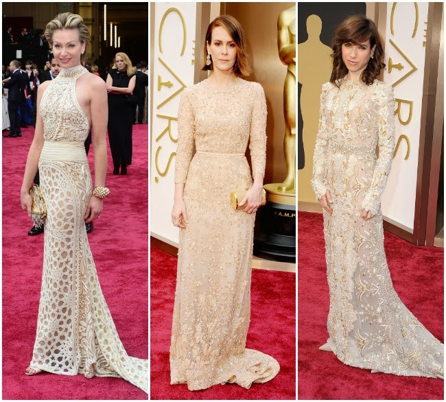 Portia De Rossi Pregnancy: SHUT UP I LOVE THAT: {OSCARS 2014} THE STUNNING, THE SAFE