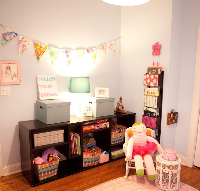 Blue And Hot Pink Quot Bohemian Chic Quot Toddler Room A Tour