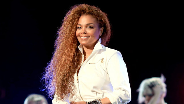 POP STAR JANET JACKSON