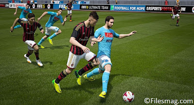 FIFA 16 PC Game Download For Free
