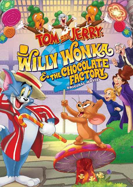 شاهد مباشر وحمل فيلم Tom and Jerry: Willy Wonka and the Chocolate Factory 2017 مترجم