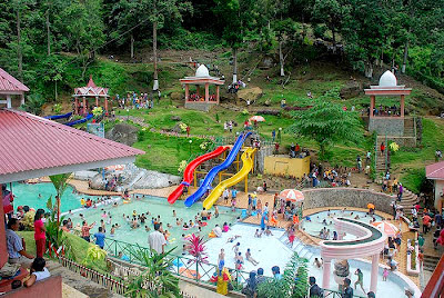 Waterboom Sawahlunto