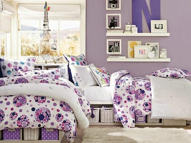 Cuartos peque os para hermanas adolescentes dormitorios for Deco de la habitacion de un chico adolescente