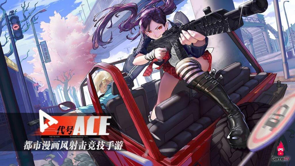 NetEase sẽ tung ra 1 tựa game mobile mới lấy phong cách đồ họa anime