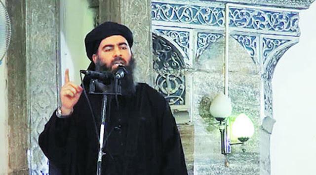 O chefe do ISIS Abu Bakr al-Baghdadi está escondido em uma fortaleza, cercada pelo exército iraquiano e as milícias aliadas, um comandante curdo disse