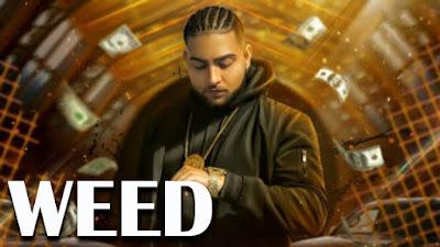 Weed Lyrics - Karan Aujla, Deep Jandu | Latest Punjabi Songs