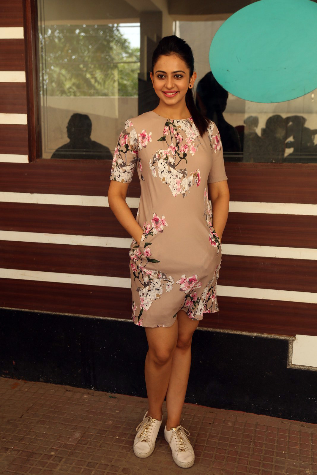 Rakul Preet Singh Latest Photos In Beautiful Skirt