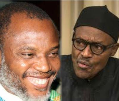 Biafra: FG Reacts To Nnamdi Kanu's Bail